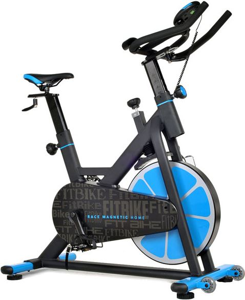 FitBike Spinningfiets Race Magnetic Home