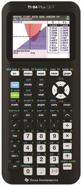 Texas Instruments Rekenmachine ti-84 plus ce-t