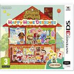 Nintendo Animal Crossing: Happy Home Designer 3DS