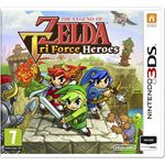 Nintendo The Legend of Zelda: Tri Force Heroes 3DS