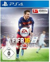 Electronic Arts PS 4 FIFA 16 USK 0