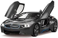 Jamara BMW I8 1:14 zwart deur open via RC