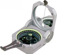 Brunton Geo kompas 0 360 grijs unisex grijs