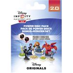Disney Infinity 2.0 - Disney Originals Power Disc Pack (Wii U + PS4 + PS3 + XboxOne + Xbox360