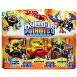 Activision Skylanders Giants Lightcore Triple Pack (Wii + PS3 + Xbox360 + 3DS + Wii U + PS4 + Xbox One