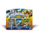 Activision Skylanders Giants Battle Pack Chop Chop, Shroomboom, Dragonfire Kanon Wii + PS3 + Xbox360 + 3DS + Wii U