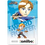 Nintendo amiibo figuur - Mii Sword Fighter (Wii U + NEW 3DS