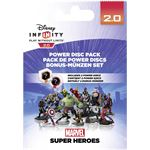 Disney Infinity 2.0 - Marvel Power Disc Pack (Wii U + PS4 + PS3 + XboxOne + Xbox360