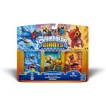 Activision Skylanders Giants Battle Pack Zap, Scorpion Striker Catapult, Hot Dog Wii + Wii U + PS3 + Xbox 360 + 3DS