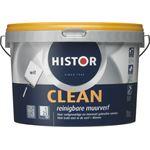 Histor Clean Muurverf - 2 5 liter - Wit