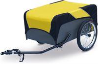 Roland Traveller transportaanhanger geel/zwart unisex geel