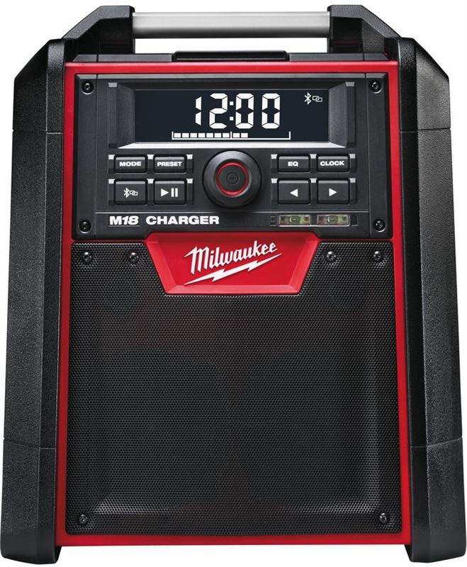 Milwaukee M 18 RC RadioLader 1