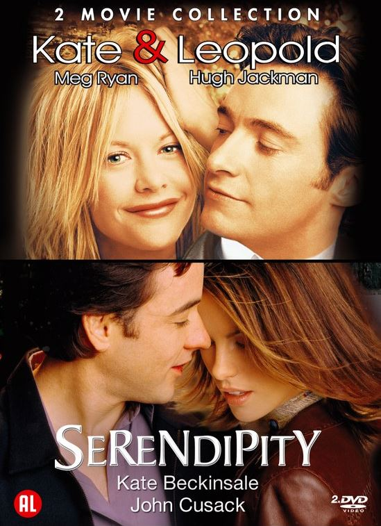 James Mangold, Peter Chelsom Kate & Leopold/Serendipity dvd