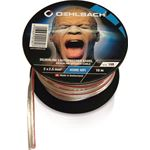 Oehlbach Silverline Speacker Cable