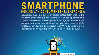 Smartphones 2011 kieskeurig