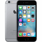 Apple iPhone 6s grijs / 128 GB