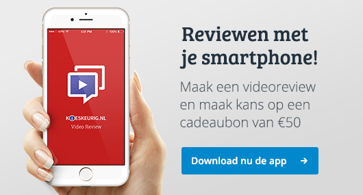videoreviews maak je nu met de video review app