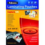 fellowes ImageLast 125 micron lamineerhoes glanzend A4-25pk