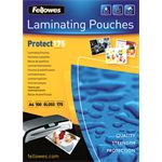 fellowes 175 micron lamineerhoes glanzend A4 - 100 pak