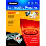 fellowes 125 micron lamineerhoes glanzend - 54x86mm