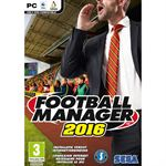 Sega Football Manager 2016