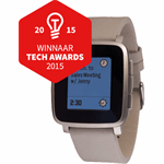 Pebble Time Steel Silver