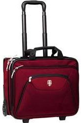 Ellehammer Copenhagen Business - Laptoptrolley - Large - Rood