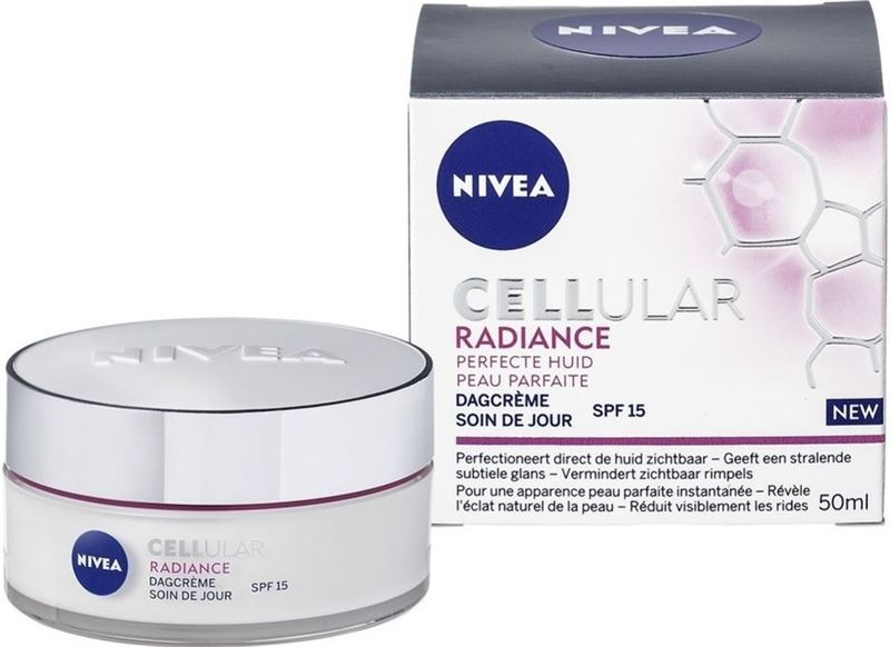Nivea CELLular Radiance - 50 ml - Dagcreme