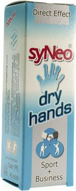 Syneo syneo dry hands tube