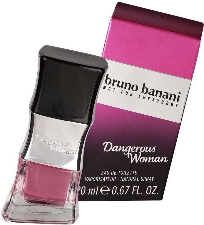 Bruno Banani Dangerous Woman Eau De Toilette 20 ml