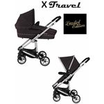 X-Adventure Xtravel Combi Black