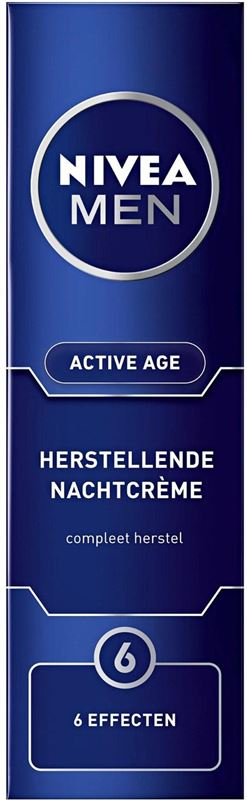 Nivea MEN Active Age - 50 ml - Nachtcrème