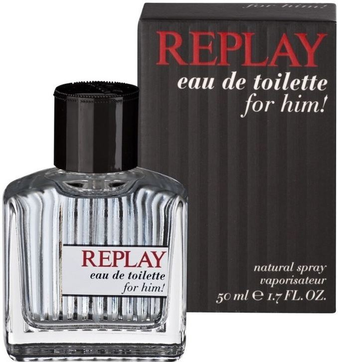 Replay Replay For Him eau de toilette