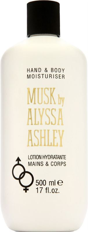 Alyssa Ashley Musk bodylotion hand & body