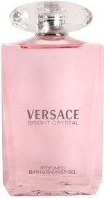 Versace Bright Crystal bad and douchegel