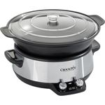 Crock-Pot Crock Pot Slow Cooker Sauté CR0011 6 liter
