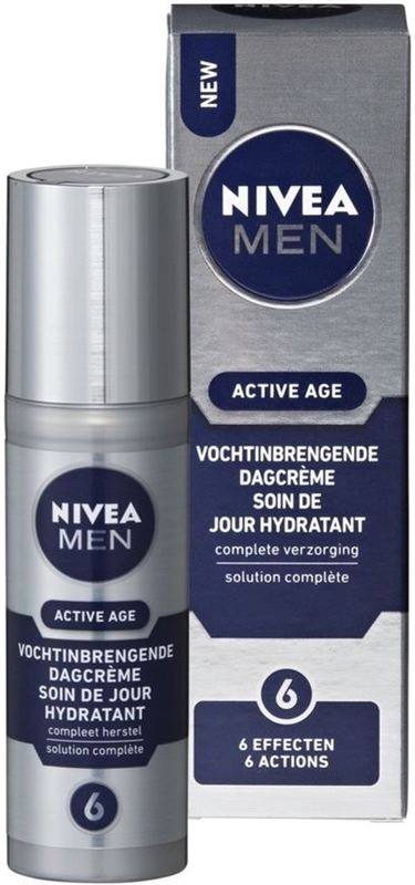 Nivea MEN Active Age - 50 ml - Dagcrème