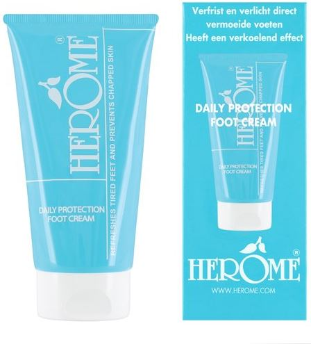 Herôme Foot cream chapped skin 150 ml