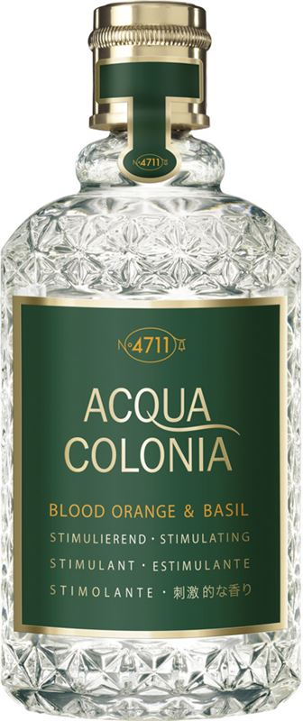 4711 Acqua Colonia Blood Orange Basil 170 ml