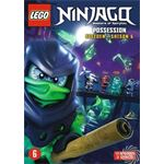 Warner Home Video Lego Ninjago Masters Of Spinjitzu - Seizoen 5 dvd