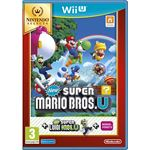 Nintendo New Super Mario Bros U + New Super Luigi U Wii U