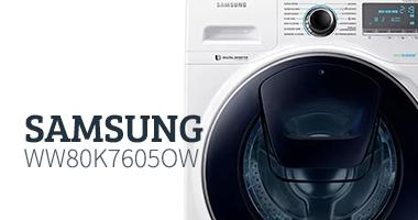 Wasmachines vergelijken Samsung