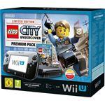Nintendo Wii U Premium Pack - Lego City: Undercover zwart