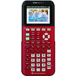 Texas Instruments TI-84 plus CE-T Rood