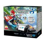 Nintendo Wii U Mario Kart 8 Download Premium Pack zwart