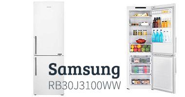 Samsung RB30J3100WW/EF koelvrieskoelkast
