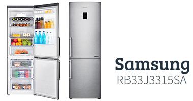 Kieskeurig samsung koelkast  RB33J3315SA