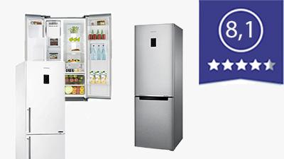 Samsung koelkast testpanel beoordeling