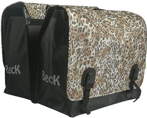 Beck Fietstas Big Leopard