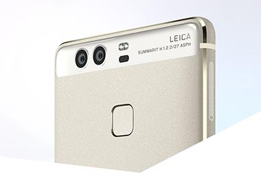 Design van de Huawei P9